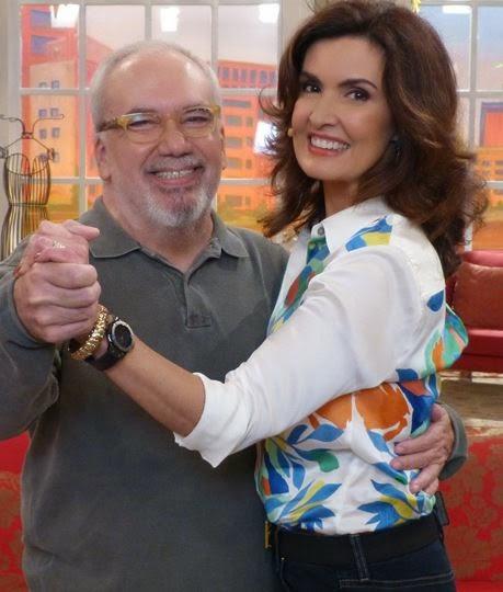 Encontro com Fátima Bernardes é um sucesso!