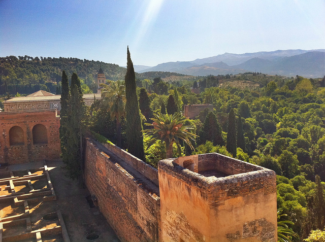 Spellbound in Malaga: The Moorish Fort and the Roman Theatre