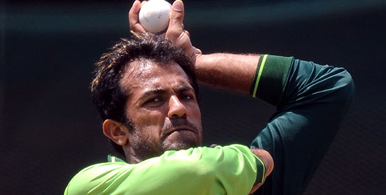 Another Catch a Million hopeful takes Wahab Riaz six in Napier