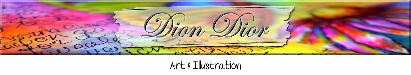 Dion Dior Art & Illustration