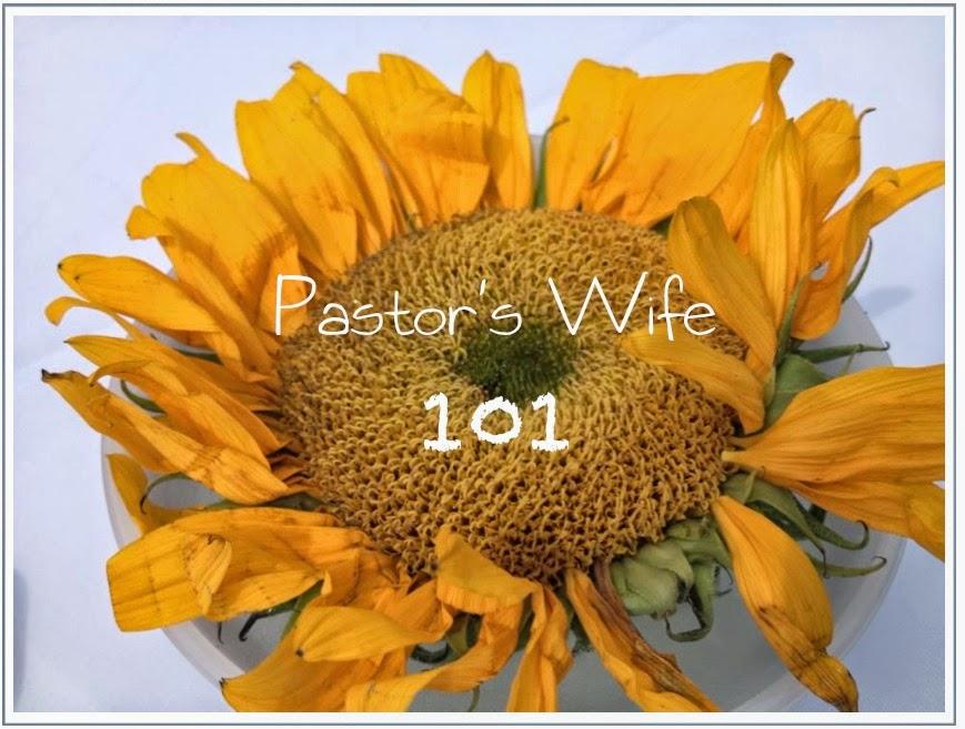 Pastor's Wife 101
