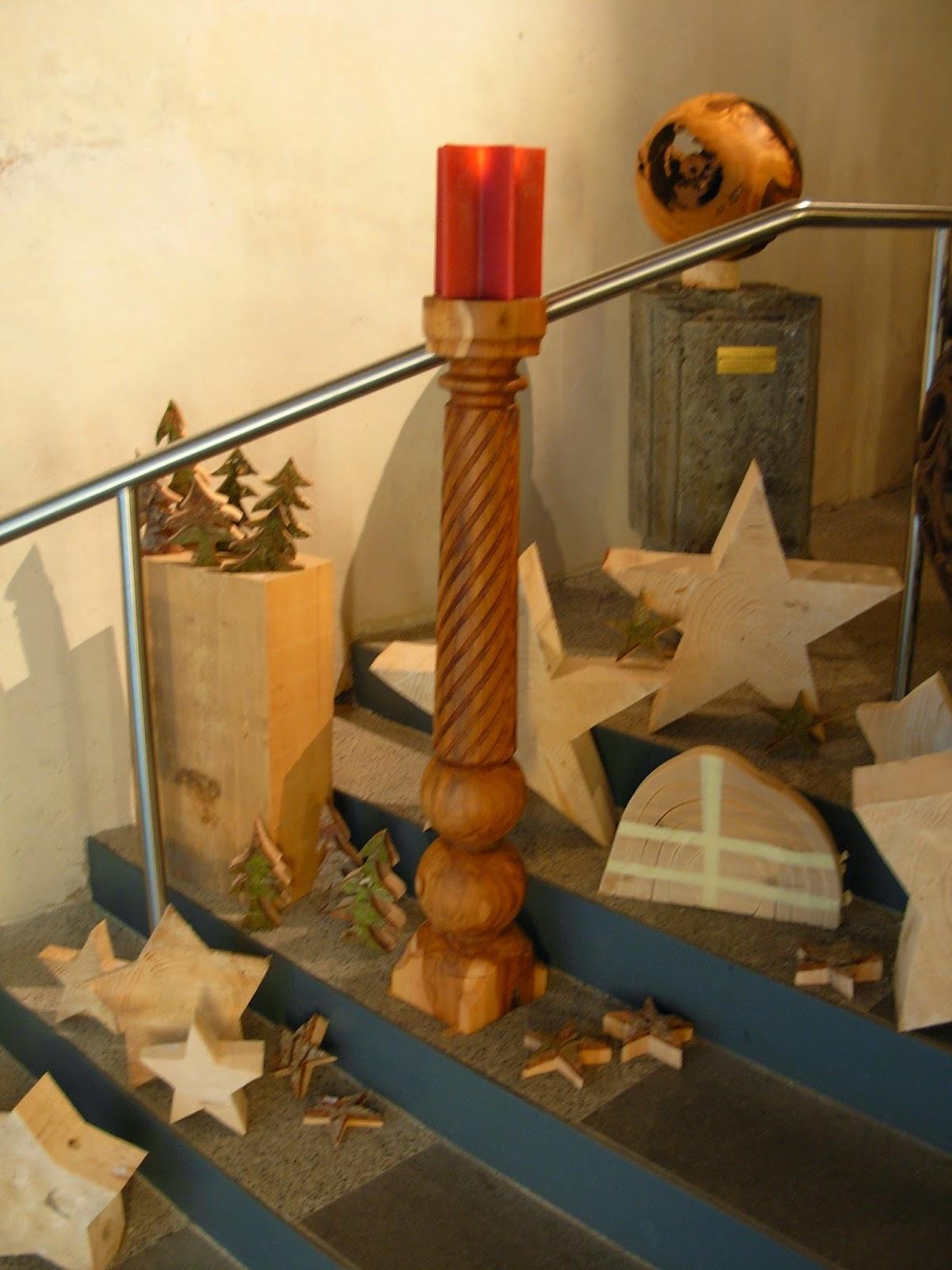 schönes aus Holz aus der Drechslerei