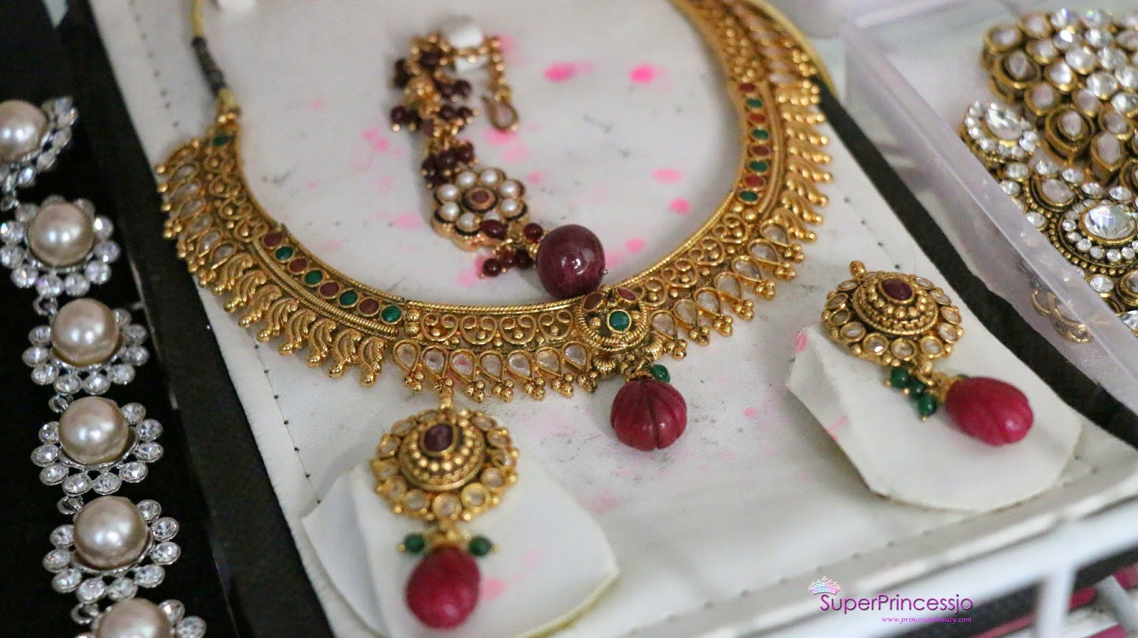 SuperPrincessjo : Indian Jewellery Collection Storage and ...
