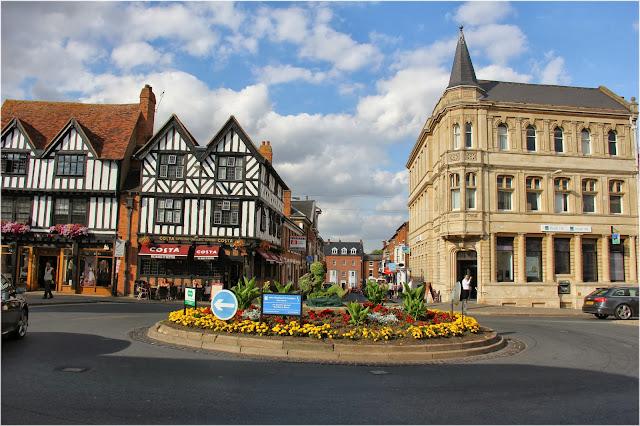 Cidades inglesas, William Shakespeare