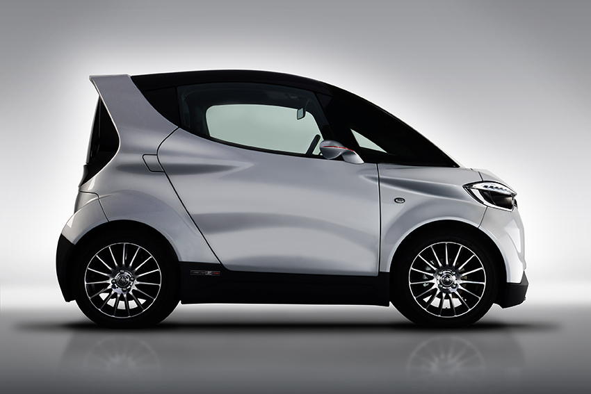 Yamaha Will Build Gordon Murray S Motiv City Car Will Launch By 2019
