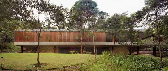 Hablamos de dise o te apuntas casa br rio de janeiro - Arquitecto de brasilia ...
