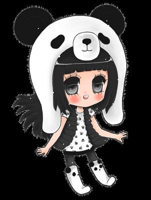 -Panda in wonderland-