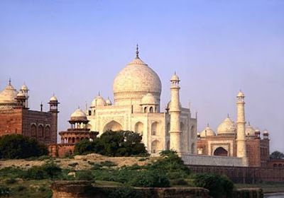 Taj Mahal, Āgra