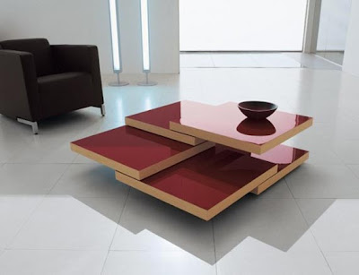 Interior Decor Idea: Modern Coffee Table Designs for Decor Accessories
