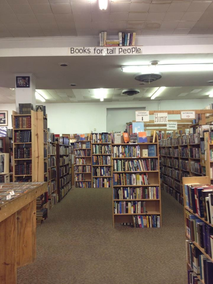 Bibliotecário galhofeiro