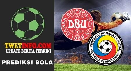 Prediksi Denmark U19 vs Romania U19