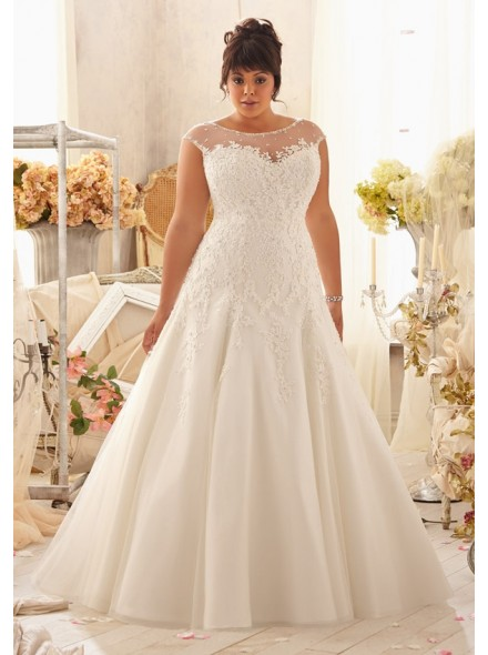http://www.landybridal.co/charming-a-line-bateau-organza-ivory-cap-sleeve-wedding-dress-with-beading-and-appliques-lwxt1401e.html