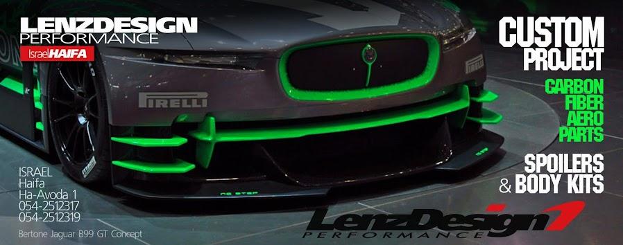 LENZDESIGN Supercar Collection - Israel Car Tuning - Car Tuning & Custom Concept