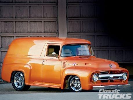 Craigslist F100 Panel Truck Autos Post