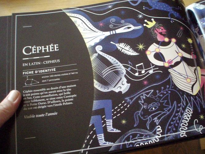 Une page lue chaque soir au minimum constellations une livre phosphorescent lire sous les - La martiniere jeunesse ...