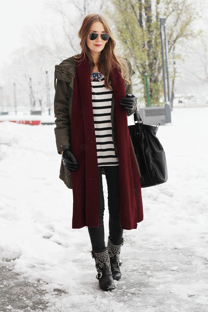 Fashion and style winter crush Fashion and style vanja