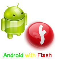 Android Flash Development
