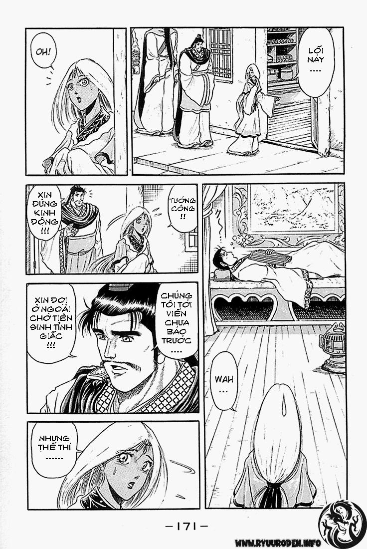Chú Bé Rồng - Ryuuroden chap 7 - Trang 26