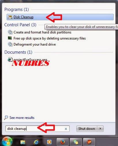 tips,cara,step by step,menghapus,file,thubnails,komputer,windows 7