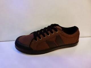 Sepatu Macbeth Vegan coklat murah