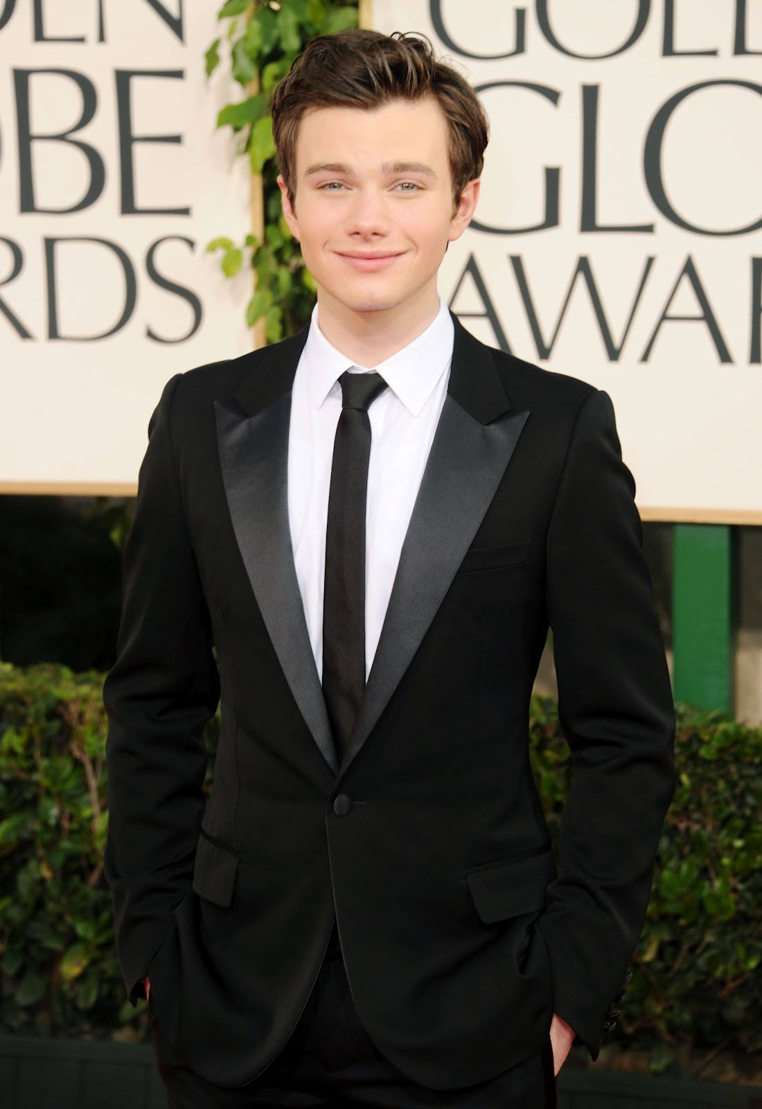 Ed Bernard Wallpapers Carrie Bernard chris colfer wallpaper