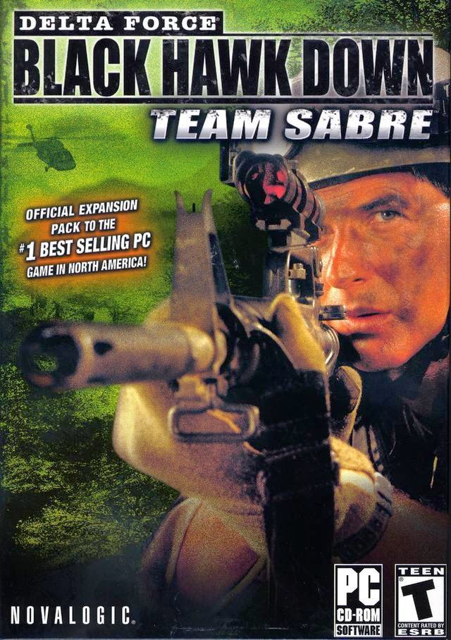 Delta Force black Hawk Down Team Sabre Free