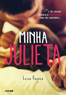 [Resenha] Minha Julieta #02 - Leisa Rayven