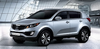 2014 Kia Sportage – Facelift and Release Date