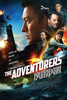 The Adventurers (2017) Hindi Dual Audio BluRay | 720p | 480p