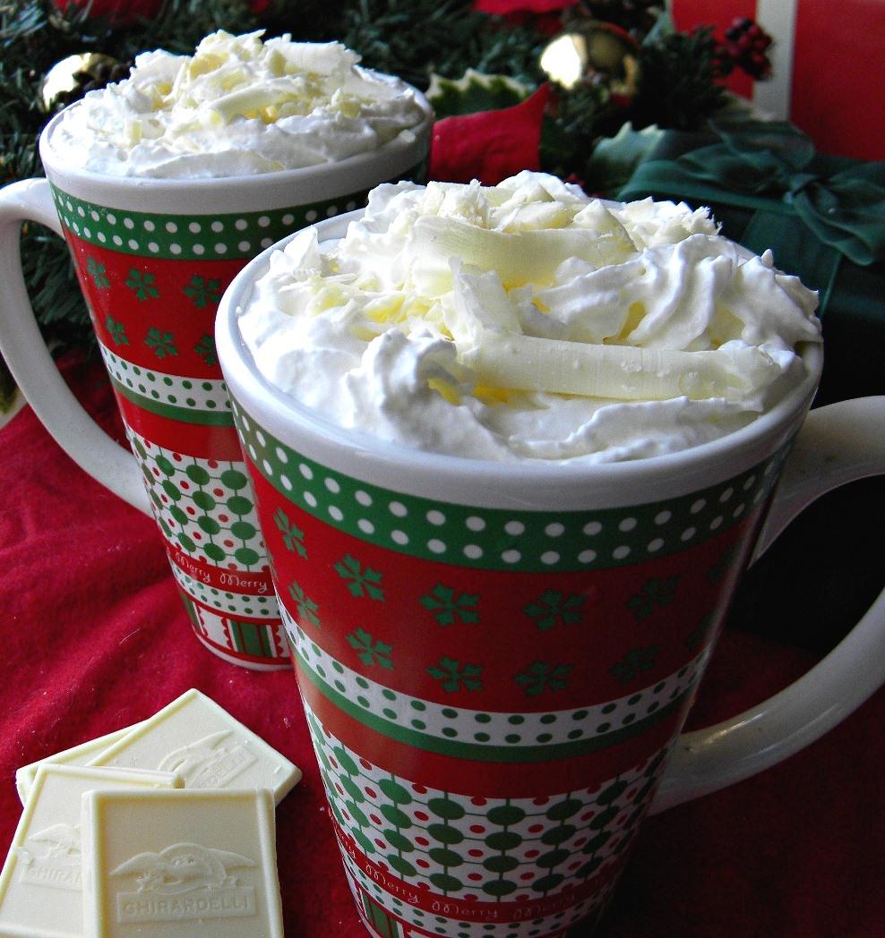 Mystery Lovers' Kitchen: A Copycat Starbucks White Chocolate Mocha ...