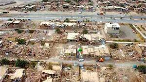 عکس هوایی رویترز از مناطق زلزله زده بوشهر