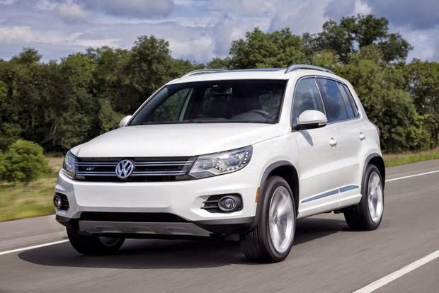 Novo Suv da Volkswagen Tiguan Branco