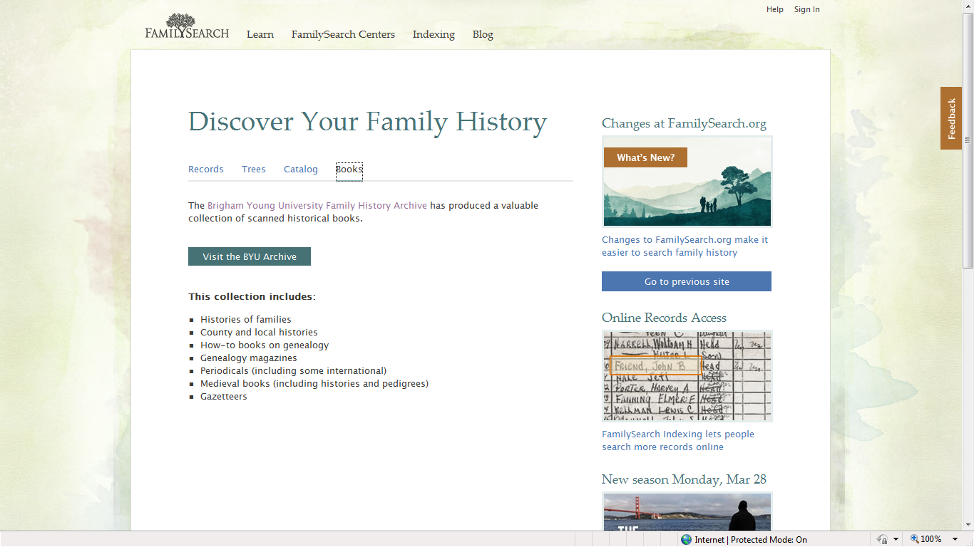 Baltimore county maryland genealogy learn familysearch org - The Books Link Is To The Right Of The Catalog Link In The Menu Line Below The Discover Your Family History Title Clicking On Books Opens