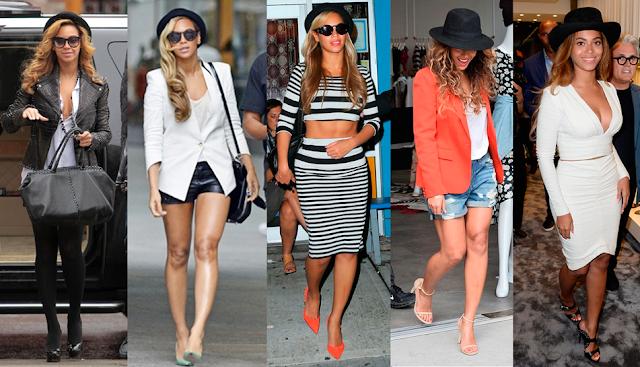 Estilo, Look, famosas, Beyoncé