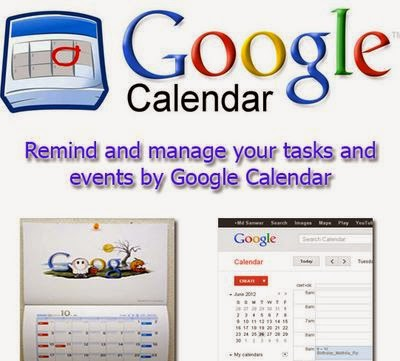 Google calendar: reminder create - so it goes