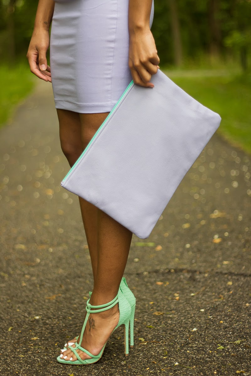 The Daileigh: Lavender-n-Mint
