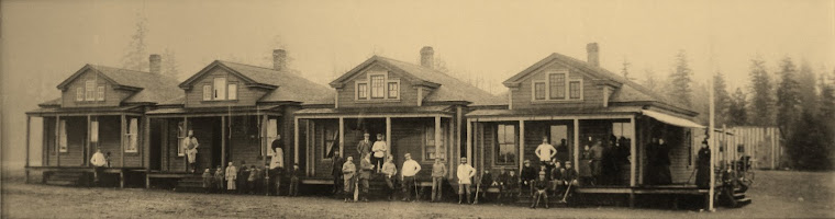 Tacoma Country and Golf Club Clubhouse 1894-1905