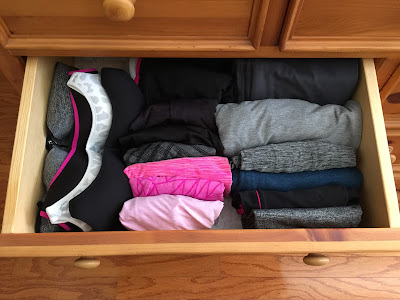 While I'm Waiting...Can the KonMari method of tidying really change your life - week 3