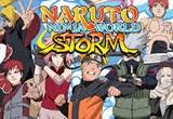 لعبة ناروتو العاصفة العالمية Naruto Ninja World Storm
