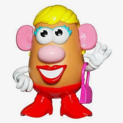 Get Playskool's Mr. OR Mrs. Potato Head for $5!
