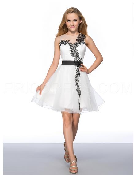 Vestito bianco e nero nivea  Blog su abiti da sposa Italia