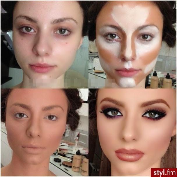 Красивый но простой макияж в домашних условиях