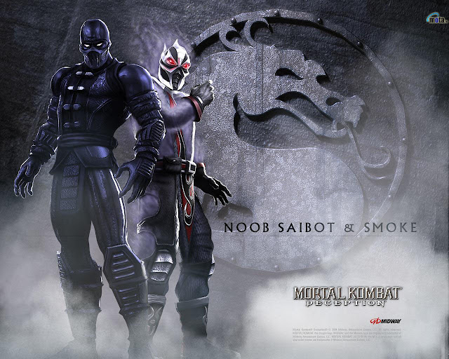 mortal kombat deception noob sailbot smoke