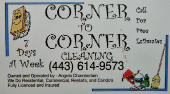 Corner To Corner Cleaning Service