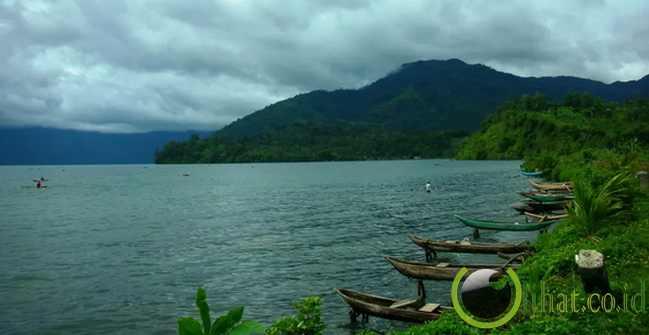 Danau Ranau (229 m)