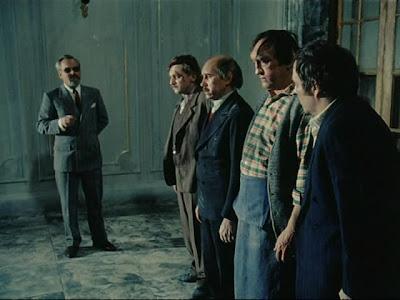 The Fifth Seal / Az ötödik pecsét (1976)
