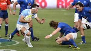 Victoria de Argentina XV ante Namibia