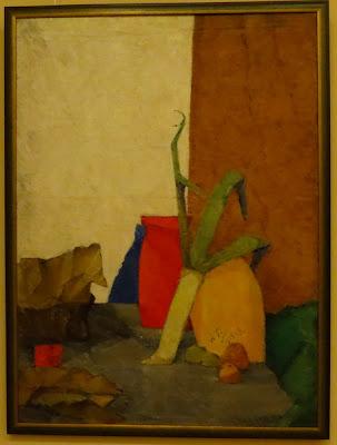 Алекса Грищенко, Натюрморт с агавою, 1915-18