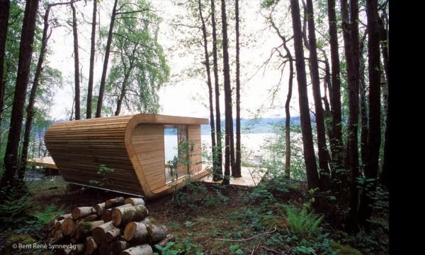 atmospheres cabanes de luxe. Black Bedroom Furniture Sets. Home Design Ideas