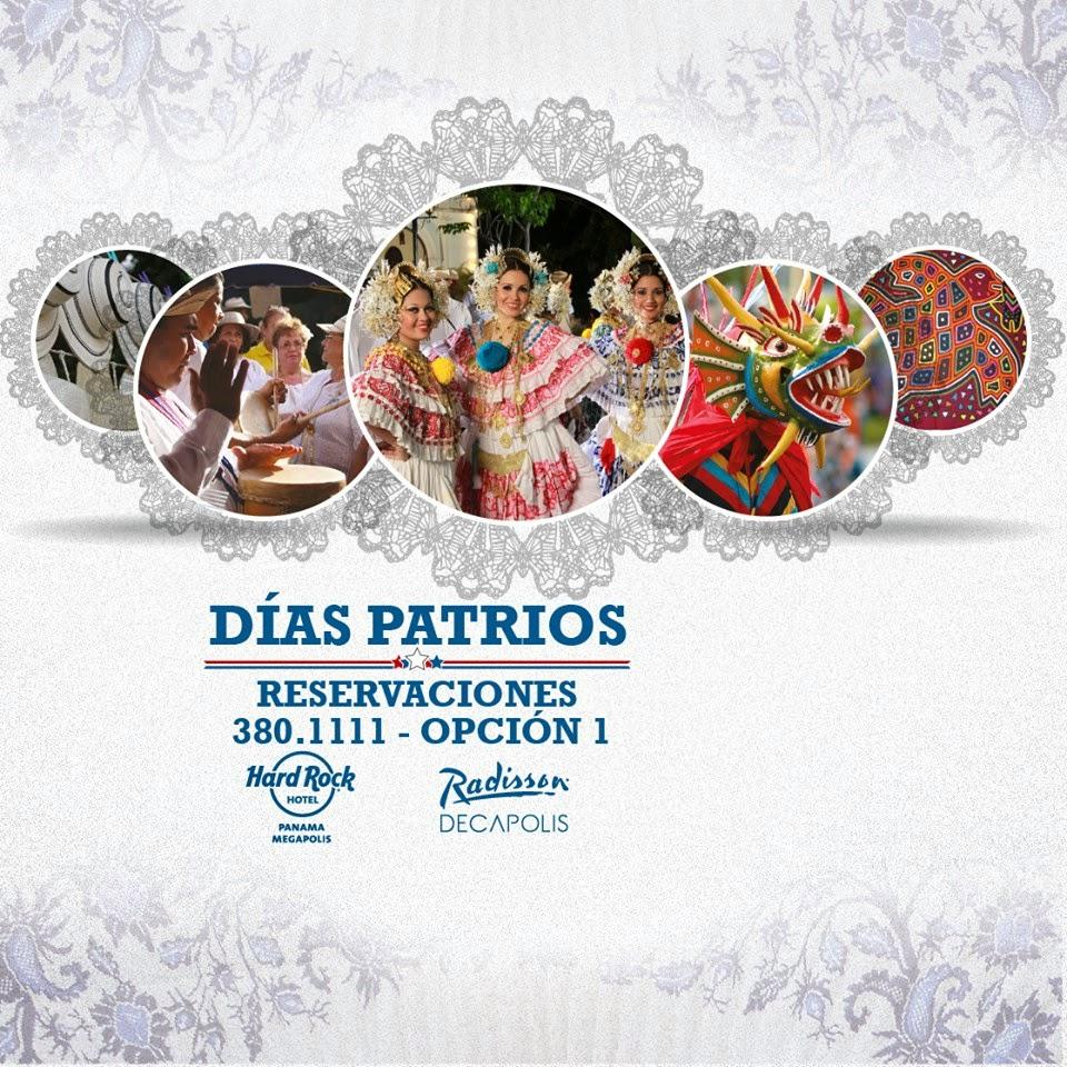 Fiestas Patrias.